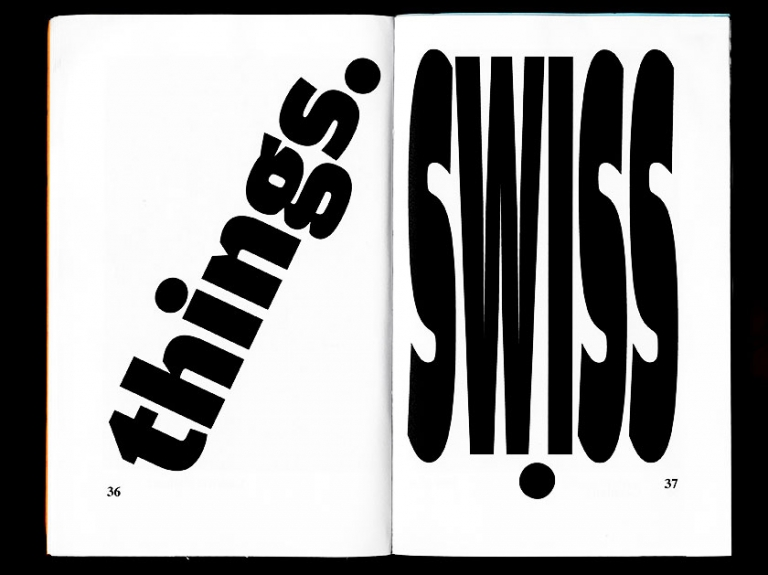 Thomas Maier Design & Art Direction Print